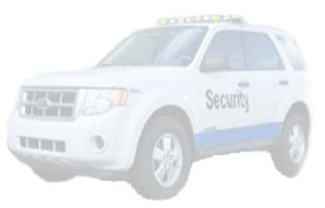 security guard patrol vehicle